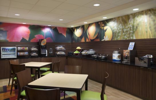Restaurant Fairfield Inn & Suites Chicago Midway Airport