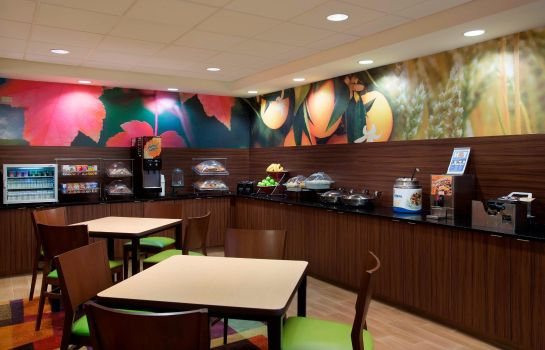 Ristorante Fairfield Inn & Suites Chicago Midway Airport