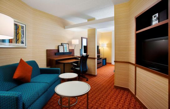 Suite Fairfield Inn & Suites Chicago Midway Airport