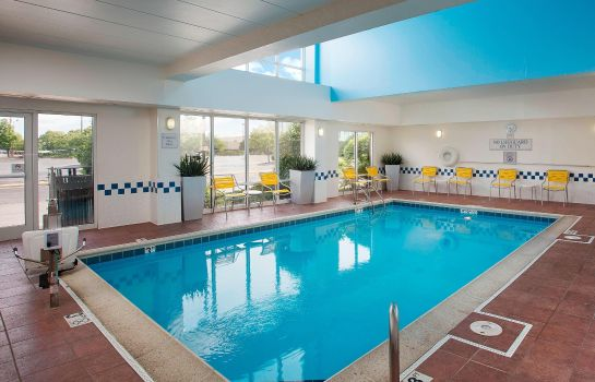 Info Fairfield Inn & Suites Chicago Midway Airport