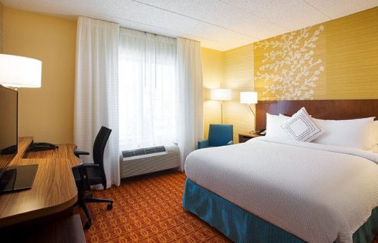 Zimmer Fairfield Inn & Suites Chicago Midway Airport