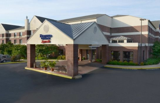 Außenansicht Fairfield Inn & Suites Charlottesville North