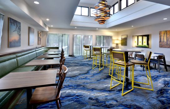 Restaurant Fairfield Inn & Suites Charlottesville North