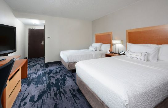 Zimmer Fairfield Inn & Suites Charlottesville North