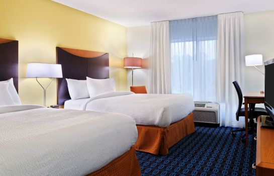 Zimmer Fairfield Inn & Suites Charlotte Arrowood