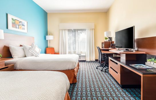 Kamers Fairfield Inn Charlotte Northlake