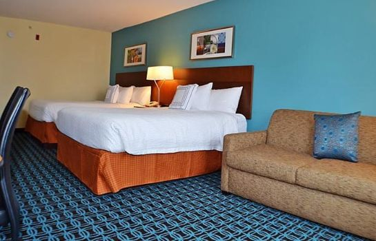 Room Fairfield Inn Charlotte Northlake