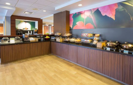 Restaurant Fairfield Inn & Suites Columbus OSU