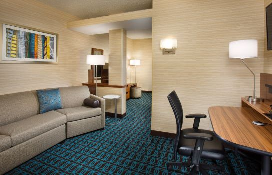 Suite Fairfield Inn & Suites Columbus OSU