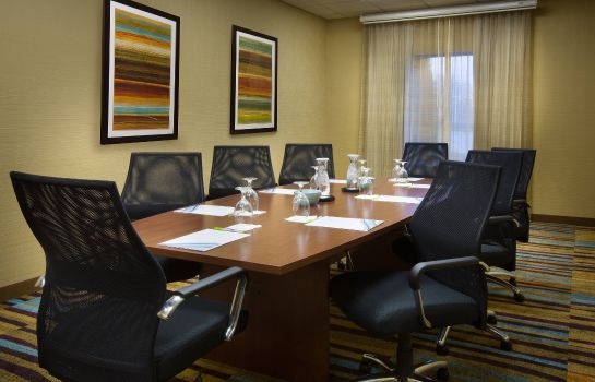 Conference room Fairfield Inn & Suites Columbus OSU