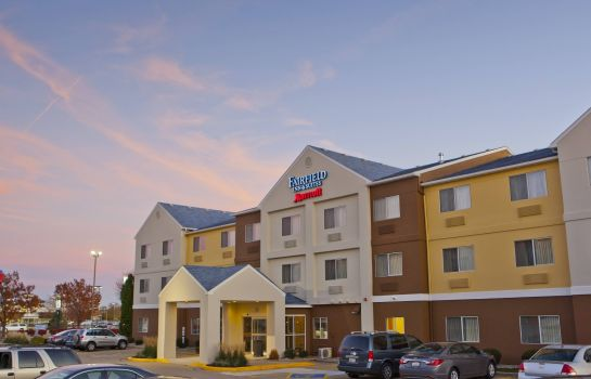 Exterior view Fairfield Inn & Suites Champaign