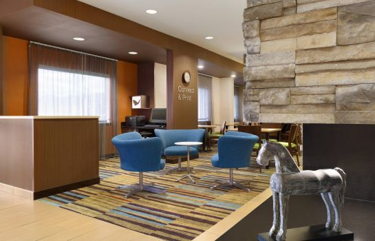 Hotelhalle Fairfield Inn & Suites Colorado Springs Air Force Academy