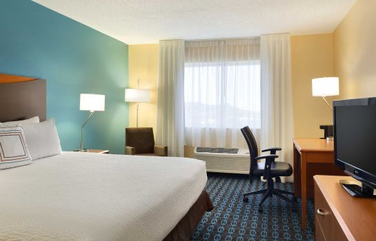 Zimmer Fairfield Inn & Suites Colorado Springs Air Force Academy
