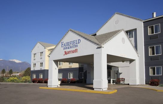 Außenansicht Fairfield Inn & Suites Colorado Springs South