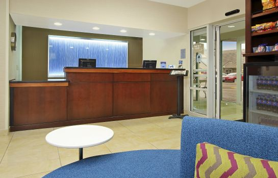 Hotelhalle Fairfield Inn & Suites Colorado Springs South