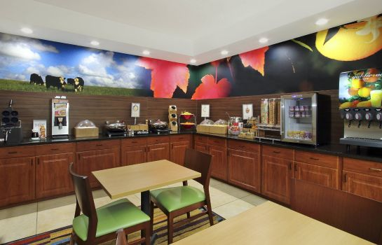 Restaurante Fairfield Inn & Suites Colorado Springs South
