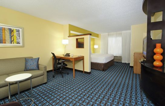 Suite Fairfield Inn & Suites Colorado Springs South