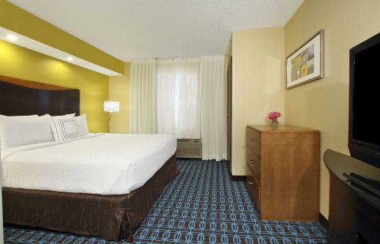 Zimmer Fairfield Inn & Suites Colorado Springs South