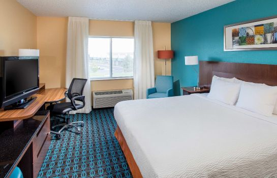 Zimmer Fairfield Inn & Suites Cheyenne