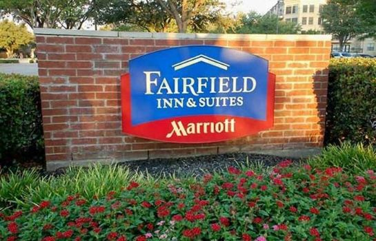 Außenansicht Fairfield Inn & Suites Dallas North by the Galleria