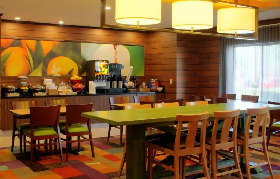 Restaurant Fairfield Inn & Suites Dallas North by the Galleria