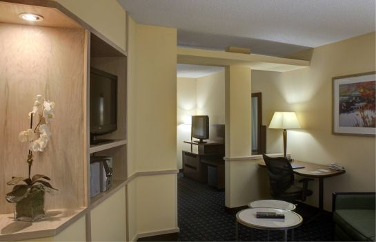 Suite Fairfield Inn & Suites Dallas North by the Galleria