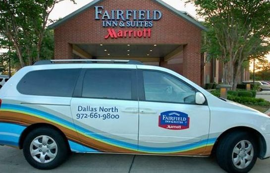 Info Fairfield Inn & Suites Dallas North by the Galleria