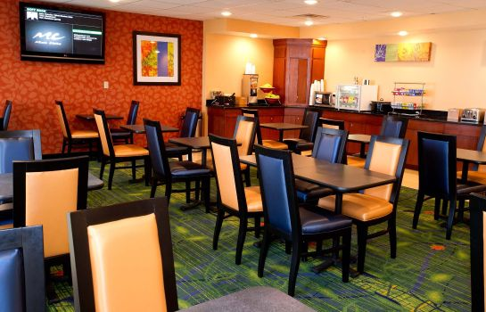 Restaurant Fairfield Inn & Suites Dallas DFW Airport North/Irving