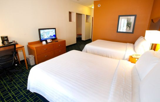 Room Fairfield Inn & Suites Dallas DFW Airport North/Irving