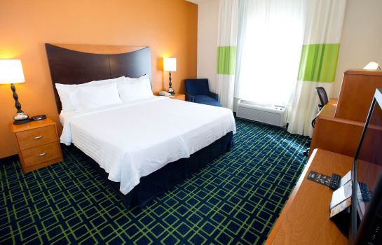 Zimmer Fairfield Inn & Suites Dallas DFW Airport North/Irving