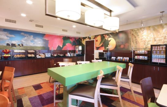 Restaurante Fairfield Inn & Suites Dallas Las Colinas