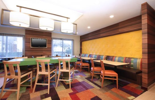 Restaurant Fairfield Inn & Suites Dallas Las Colinas Fairfield Inn & Suites Dallas Las Colinas