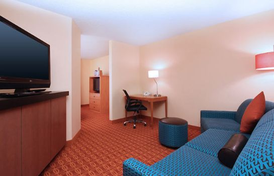 Room Fairfield Inn & Suites Dallas Las Colinas