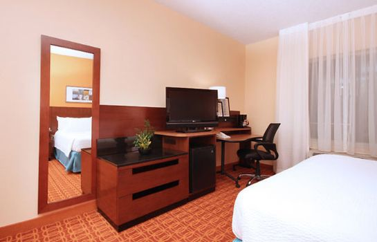 Habitación Fairfield Inn & Suites Dallas Las Colinas