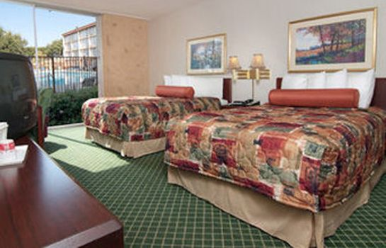 Zimmer RAMADA DALLAS LOVE FIELD