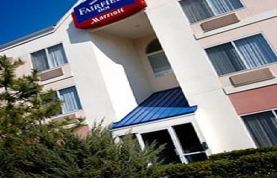 Außenansicht Fairfield Inn & Suites Dallas Medical/Market Center