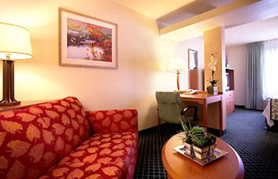 Suite Fairfield Inn & Suites Dallas Medical/Market Center