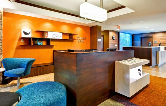 Info Fairfield Inn & Suites Dallas Medical/Market Center