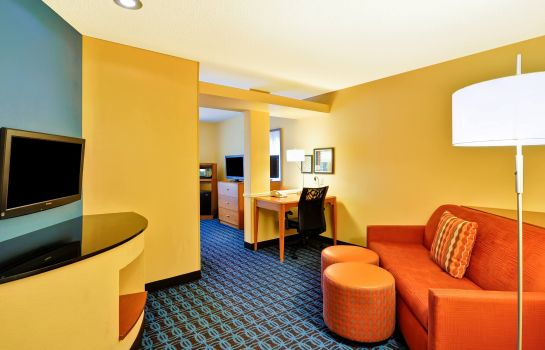Zimmer Fairfield Inn & Suites Dallas Medical/Market Center