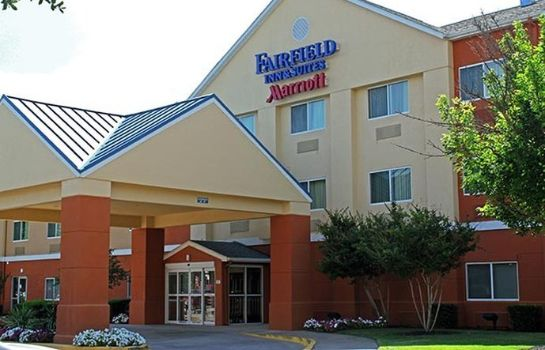 Außenansicht Fairfield Inn & Suites Dallas Park Central
