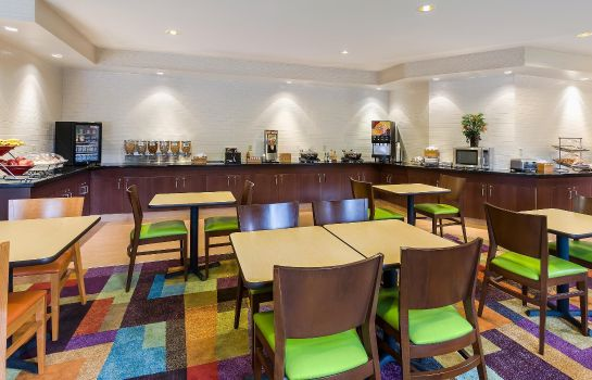 Restaurant Fairfield Inn & Suites Dallas Park Central