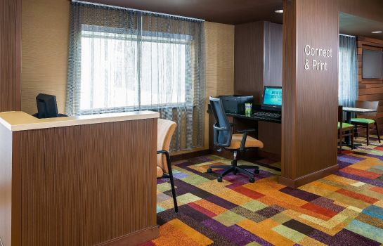 Info Fairfield Inn & Suites Dallas Park Central