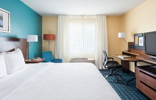 Zimmer Fairfield Inn & Suites Dallas Park Central