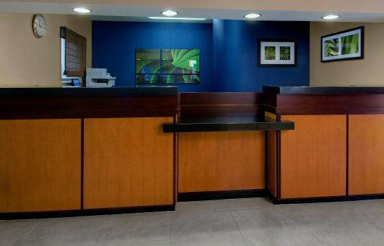 Hotelhalle Fairfield Inn & Suites Denver Airport