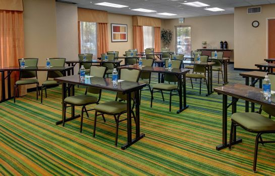 Tagungsraum Fairfield Inn & Suites Denver Airport