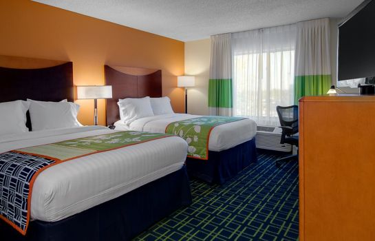 Zimmer Fairfield Inn & Suites Denver Airport