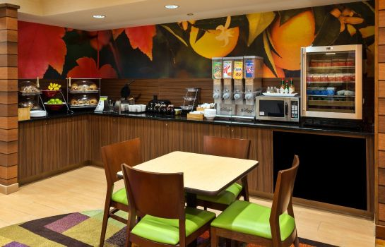 Restaurant Fairfield Inn & Suites Denver Cherry Creek
