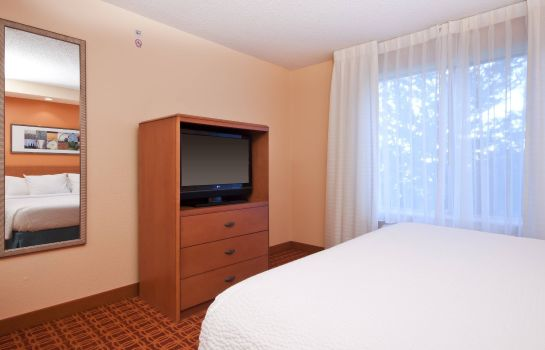 Suite Fairfield Inn & Suites Fort Worth/Fossil Creek