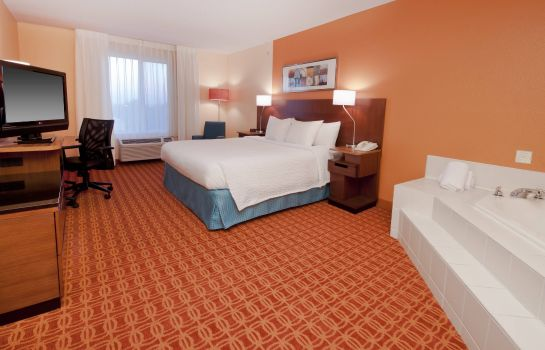 Habitación Fairfield Inn & Suites Fort Worth/Fossil Creek