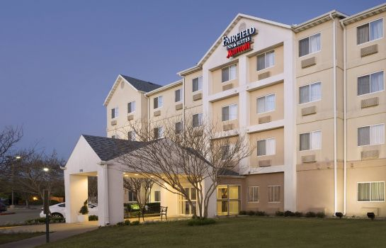 Außenansicht Fairfield Inn & Suites Fort Worth University Drive